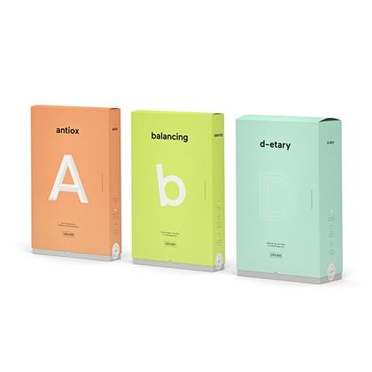 Kit ABD: un PACK A, B y D