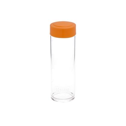 El práctico agitador de Packs - orange