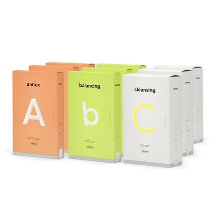 Kit 3 ABC: tres PACKS A, B y C
